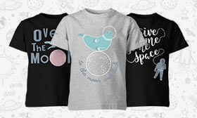 2 for £14 Kids T-Shirts