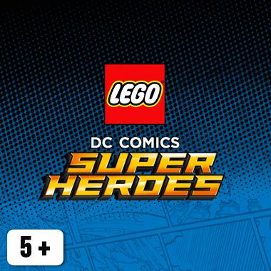 DC Comics Superhereos Lego