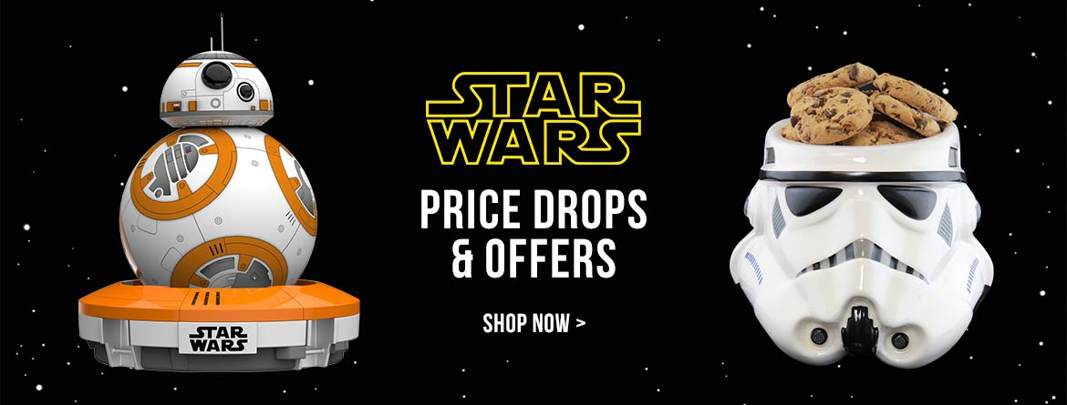 STAR WARS - Price Drops and Offers!