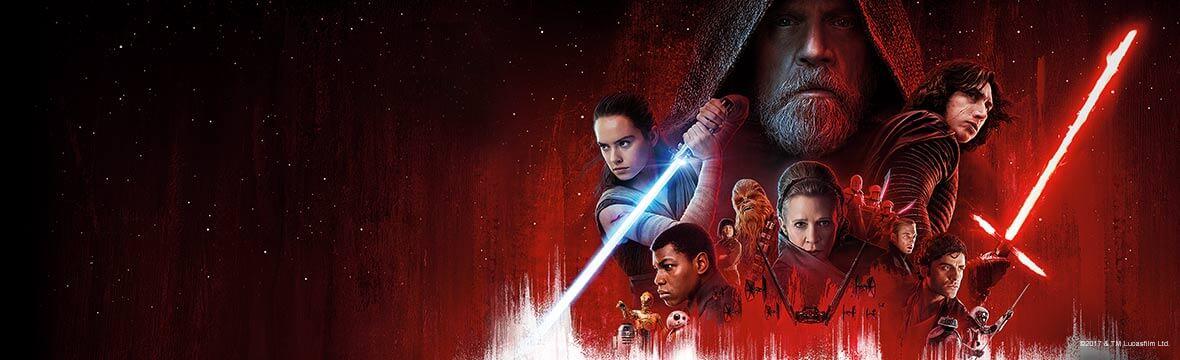 Celebrate The Release Of The Last Jedi