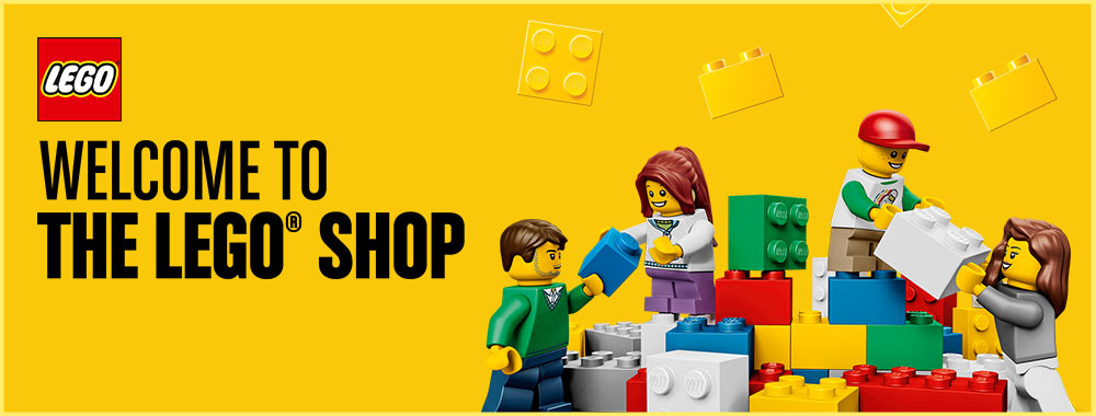 The Lego Shop
