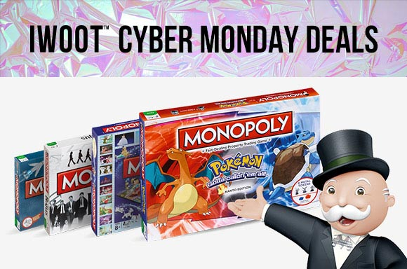 Cyber Monday Toys Offers