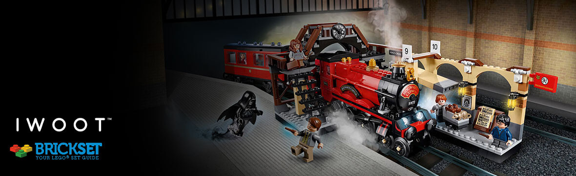 Win a Lego Harry Potter: Hogwarts Express!