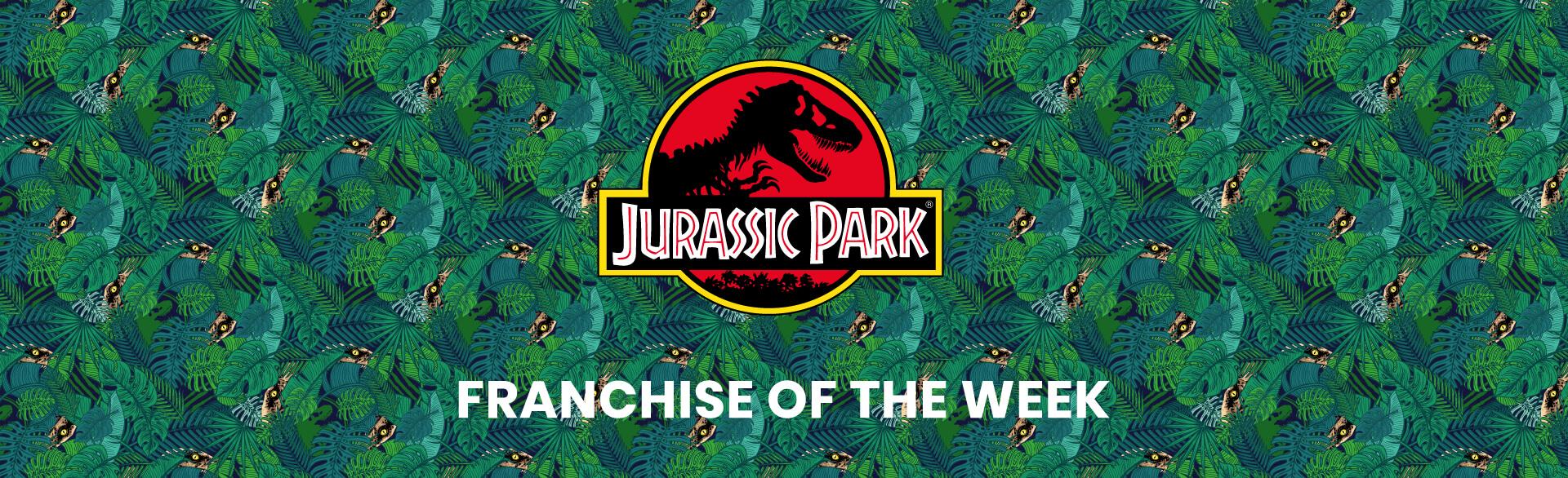 Jurassic Park Offers