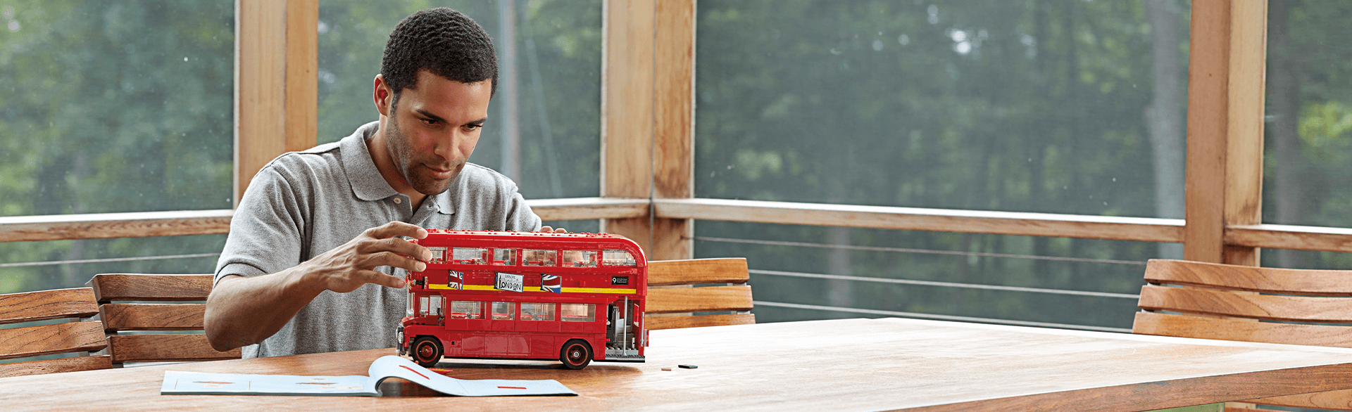 LEGO Creator Expert: London Bus