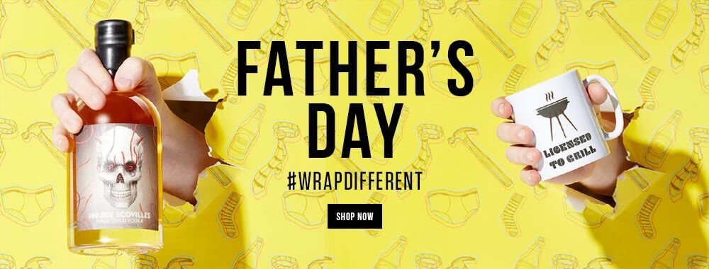 Fathers Day Gifts - Wrappeddifferent