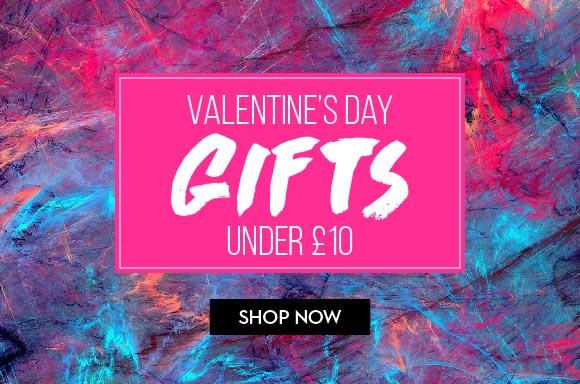 Valentines Gifts Under £10