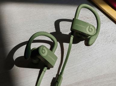BEATS BY DR. DRE POWERBEATS3 <b><br>蓝牙无线耳机(绿色)</b>