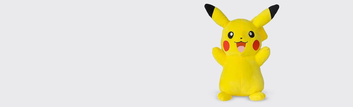 New in <br> Pokémon plush toys