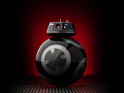 Sphero Star Wars BB-9E App-Enabled Droid