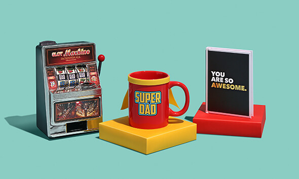 3 for £20 Father's Day Gifts!