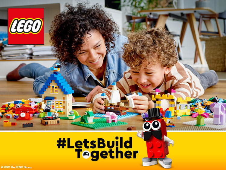 LEGO WEEK | OFFERS & New Products