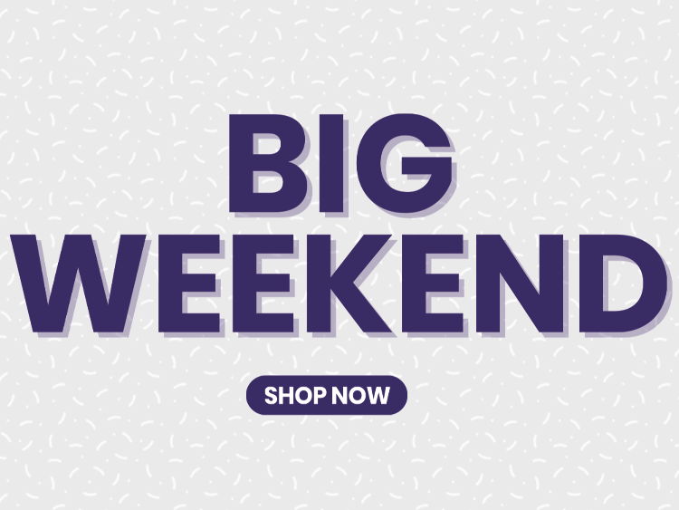 The Big Weeknd Offers