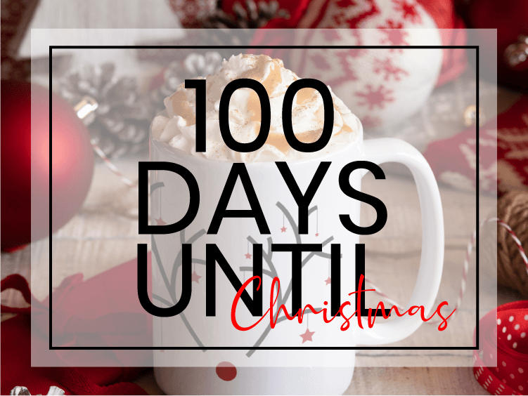100 Days To Christmas - IWOOT UK