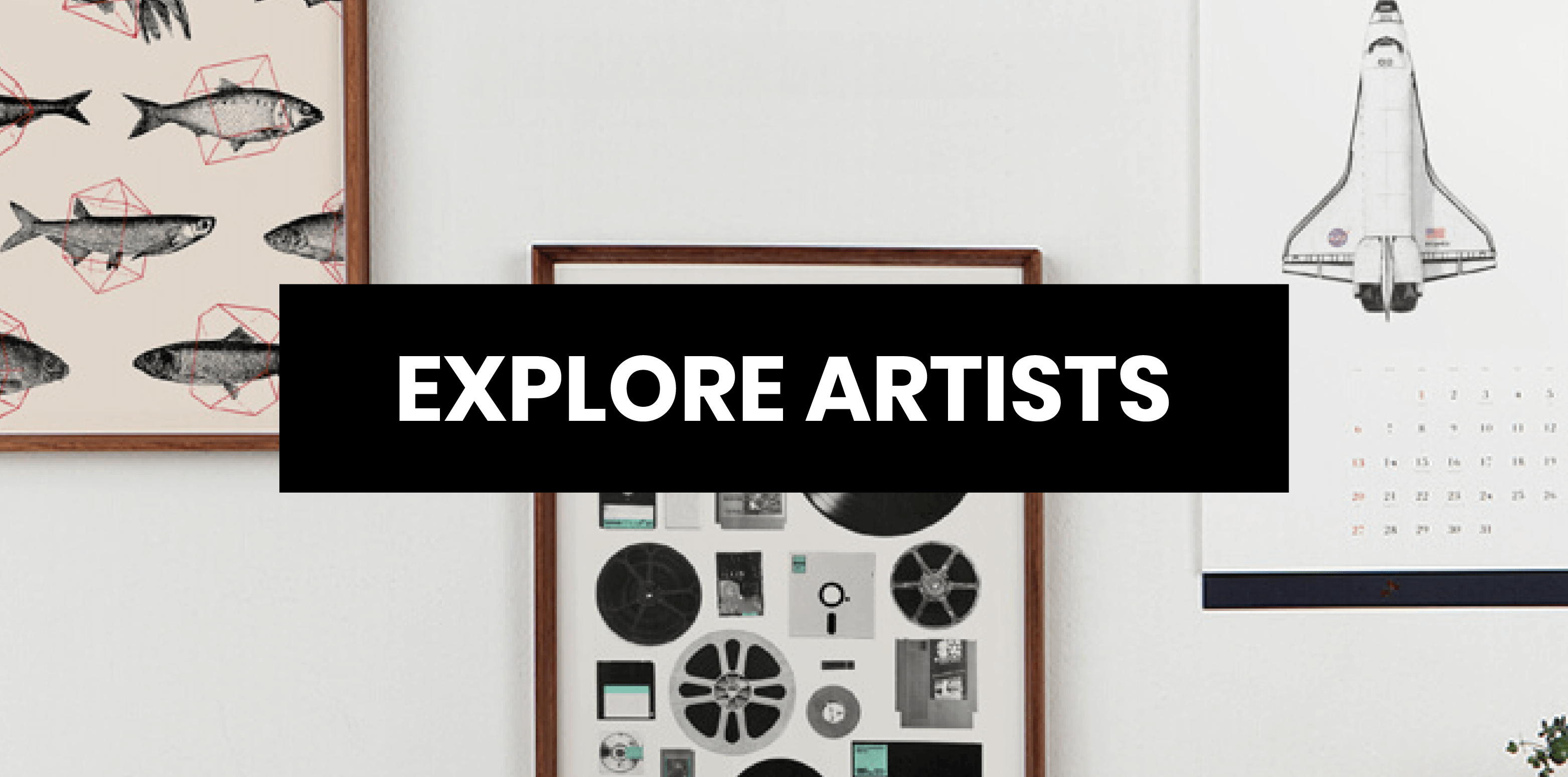Explore Artists on IWOOT