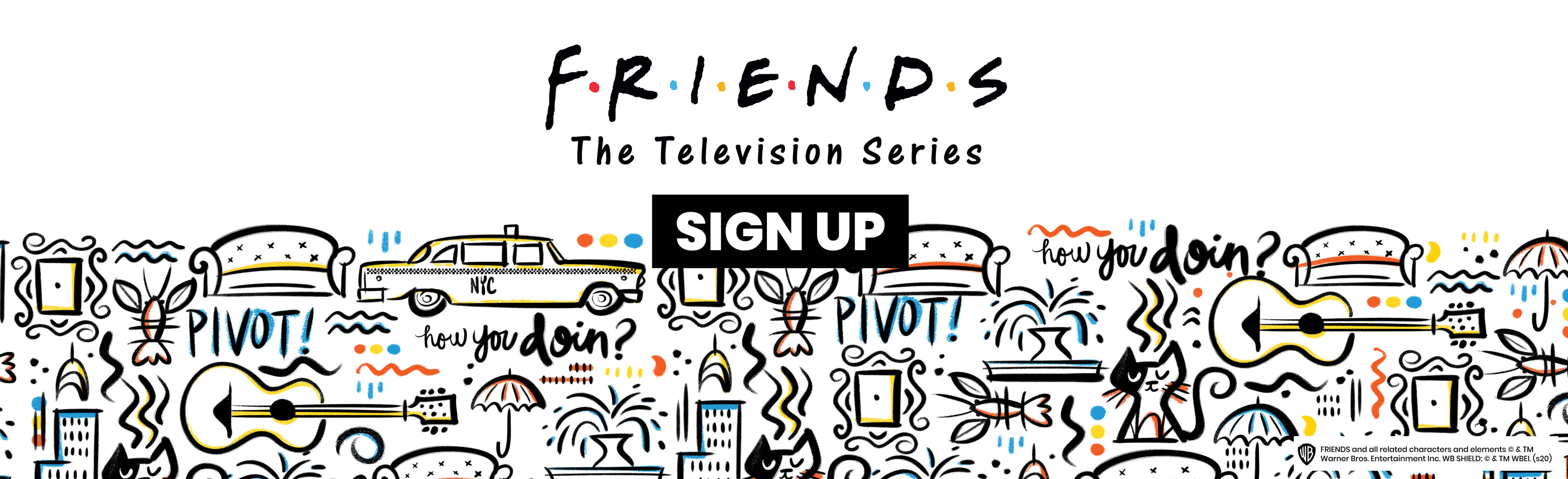 friends sign up