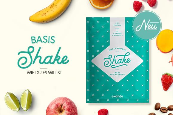Shake es wie du es willst!