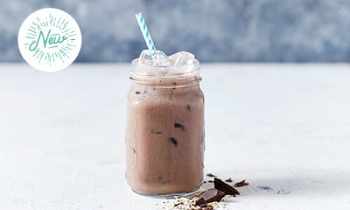 Chocolate Low Sugar Smoothie