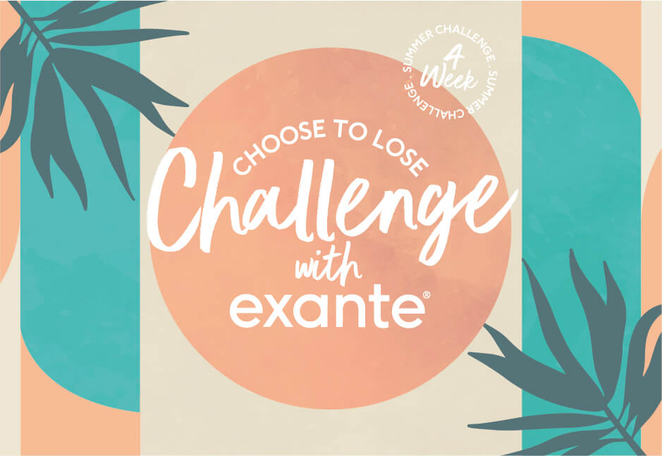 Choose to lose challenge with exante