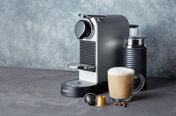 Win a coffee machine