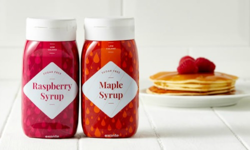 Sugar Free Syrup Bundle