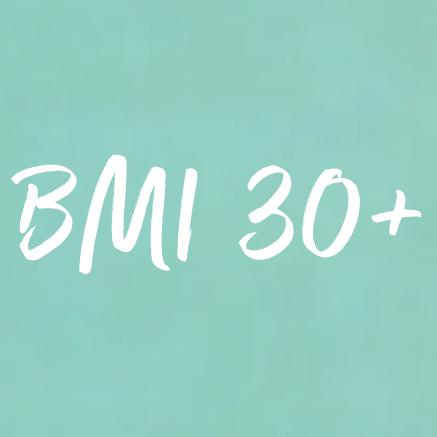 BMI 30+