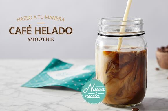 Smoothie de Café Helado