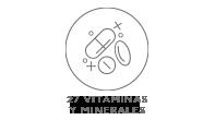 27 vitaminas and minerales