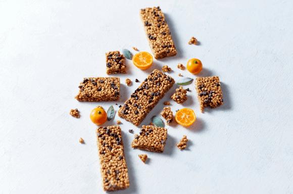 Barrita de Chocolate y Naranja para adelgazar de la Dieta Exante España