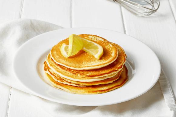 Tortitas de Limón Dieta Exante