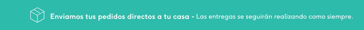 Información Envíos España