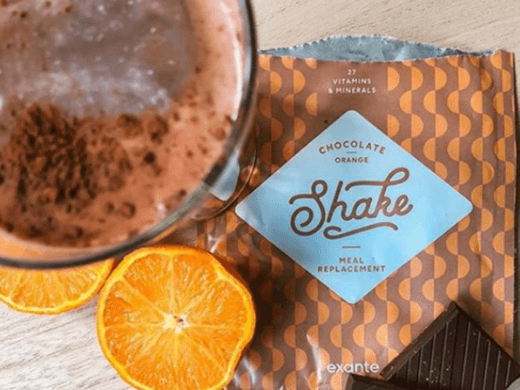 Batido de Chocolate Exante