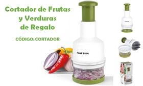 Cortador de Frutas y Verduras