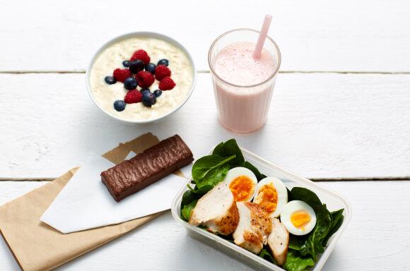 Pack de dieta para 1 semana + Glucomanano