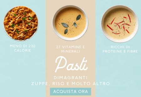 Pasti Dimagranti exante Diet Italia