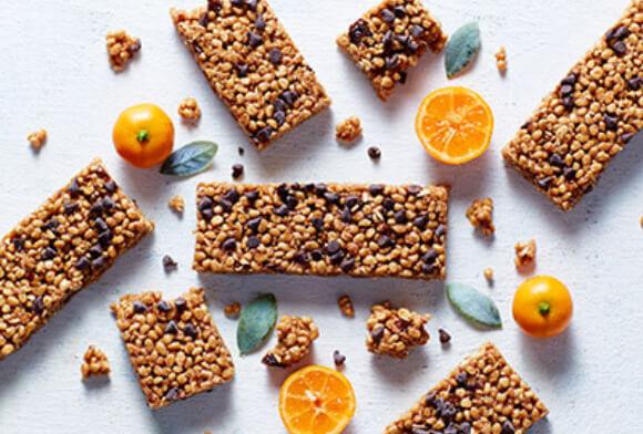 Barretta al Cioccolato e Arancia