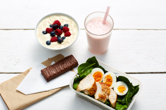 Pacchetti Settimanali per la Dieta Exante