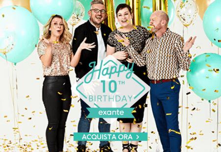 Exante 10th Birthday