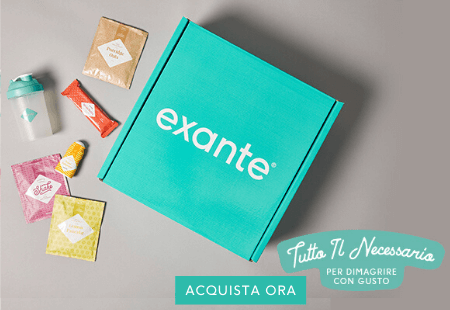 Peso Ideale Box Exante Diet Italia
