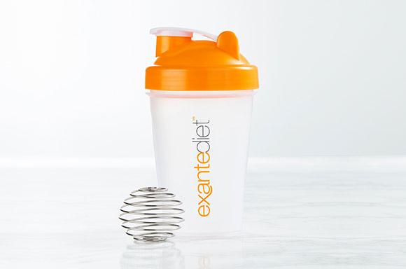 Exante Shaker Bottle