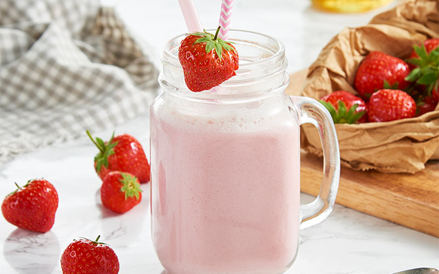 Exante Strawberry Meal Replacement Shake