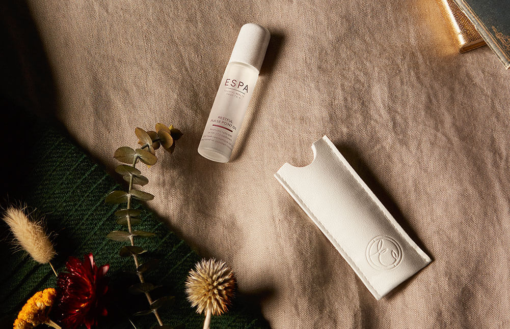 Turn a hectic evening into a relaxing and sleep-promoting experience with ESPA's new Restful collection.