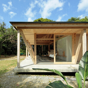 A Contemporary Villa in Okinawa