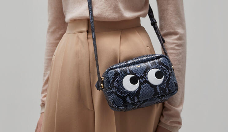 Just In: <br> Anya Hindmarch </br>