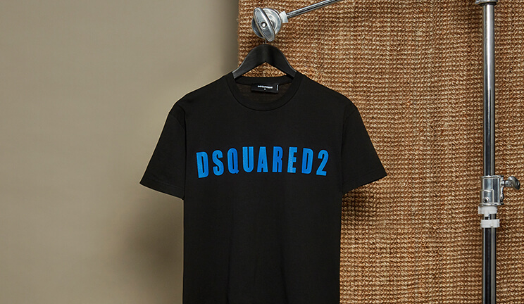 New In: <BR> Dsquared2