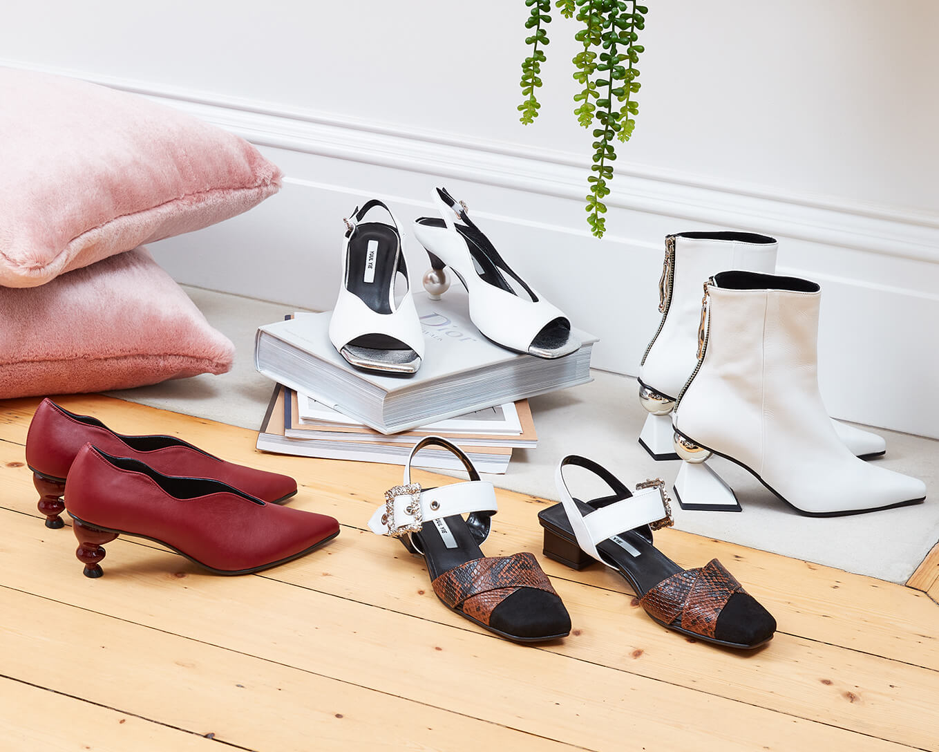yuul yie shoes