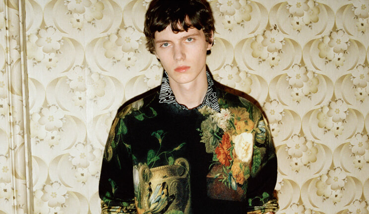 Focus On: <br> Statement Shirting </br>