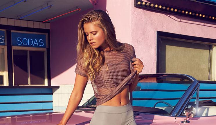 Fashion meets activewear: Koral