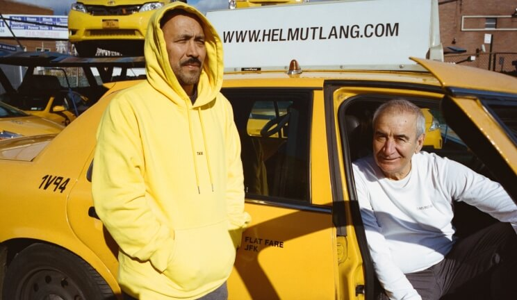 Focus On: <br> Helmut Lang Taxi Collection </br>