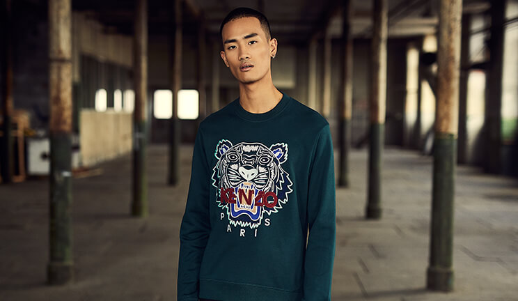 SALE: Up to 60% off KENZO